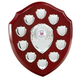 Annual Shield/Plaque 12 Year