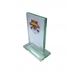 Challenger Cup on tall marble base - 4 colours / 3 sizes
