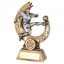 Ruby Boot & Ball Trophy - 3 sizes