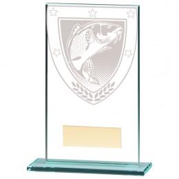 Fishing glass award