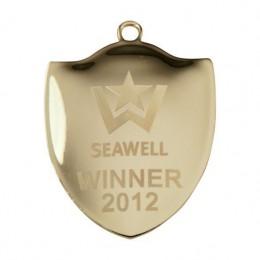 Prestige Shield Medal Gold 72mm