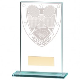Badminton Glass award