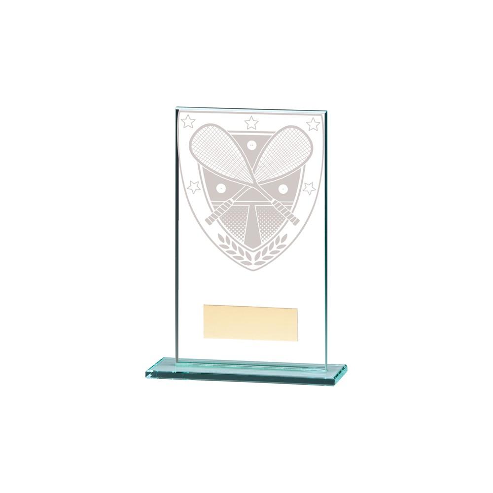 Squash Racket Trophy