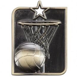 Netball gold medal