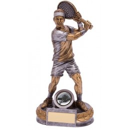 Extreme Serve Tennis Trophy Male  - 2 sizes