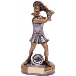 Extreme Serve Tennis Trophy Female 235mm