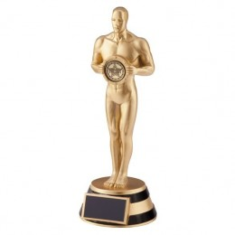 Cast Oscar Trophy 185mm