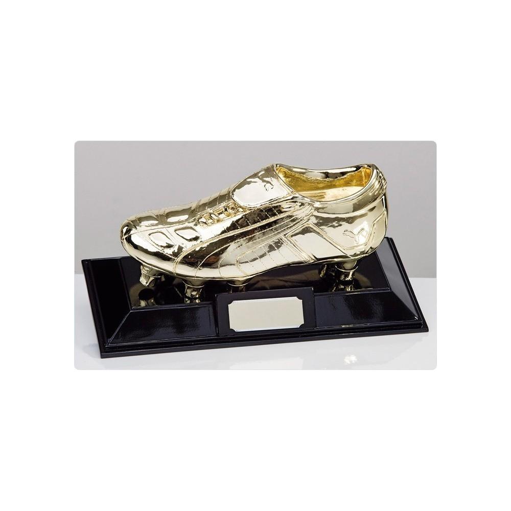 Golden Boot Award 215x100mm