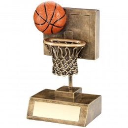 Resin Basketball Award - 2 sizes