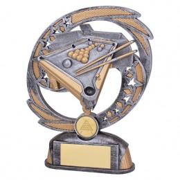 Pool / Snooker Trophy