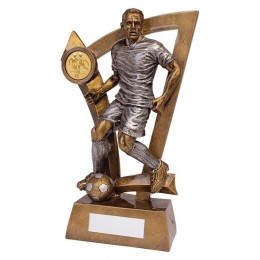Football / Soccer Figure Trophy