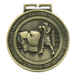 Olympia 6mm Medal - 70mm - 5 sports