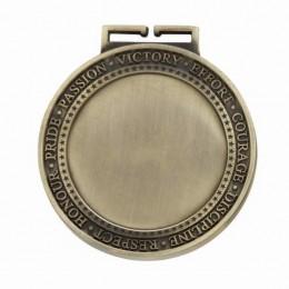 Custom bespoke medal
