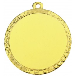 Gold 60mm Medal