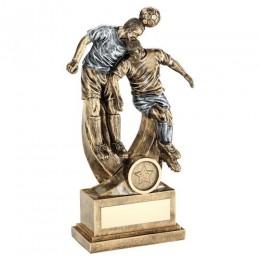 Football Header Trophy
