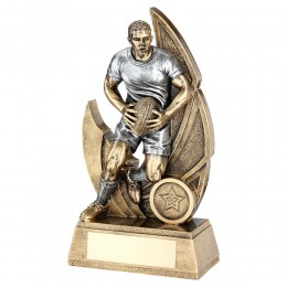 Rugby Player Trophy
