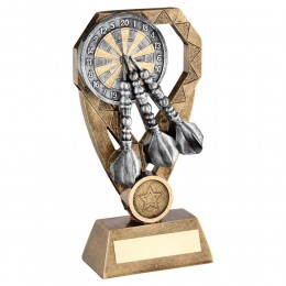 2 tone Darts Trophy
