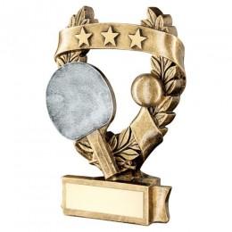 Resin Table Tennis Trophy