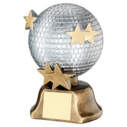 Glitter Ball Dance Trophy