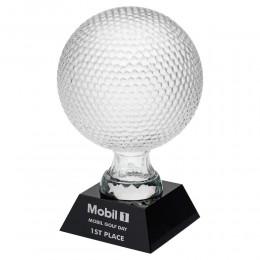 Glass Golf ball Award