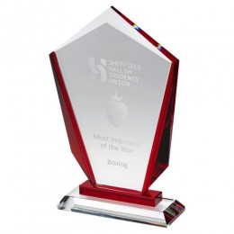 Red Glass Trophy